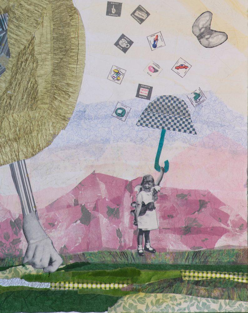 Vizualno-literarni večer: Maruša Štibelj in Jasmin B. Frelih: Alice in Wonderself
