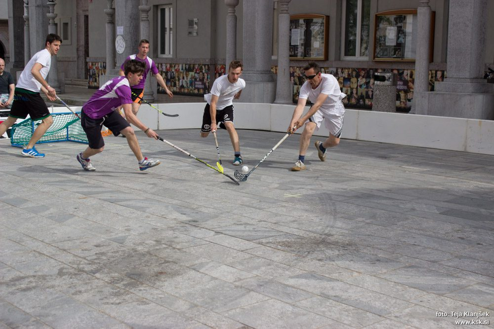 Floorball turnir