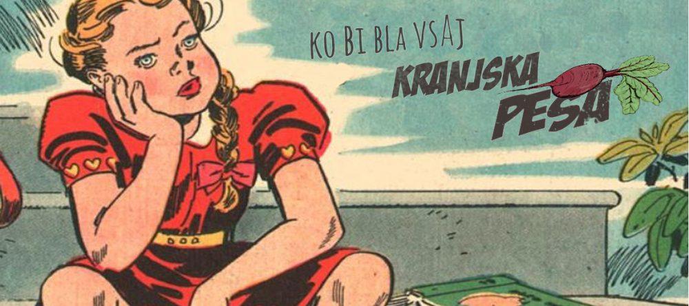 KRANJSKE PESE – delavnice stripa z Miho Knificem in Davidom Krančanom