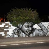 Delavnica grafitiranja