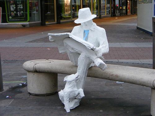 Ustvarjalna delavnica: Papir maše skulpture